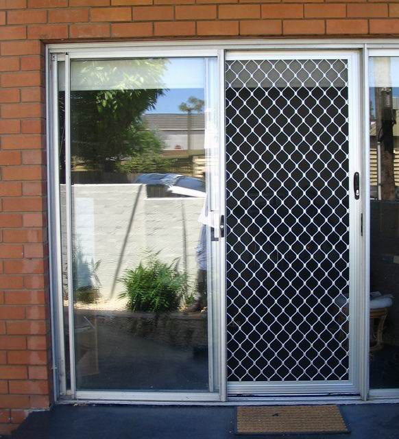 Aluminum Security Doors : Essendon blinds and screens interior exterior